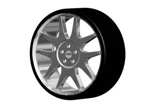 max 3 diffrent oz-racing wheels