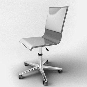 3d operative chair