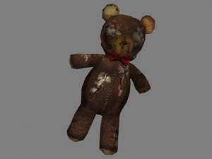 maya teddy bear