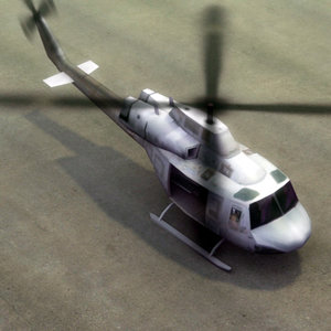 3d military utility helicopter games