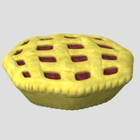 3ds max pie fresh