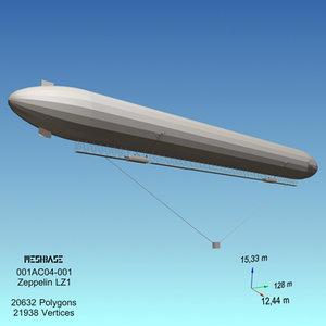 max airship zeppelin