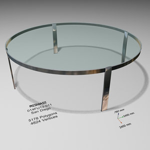 dining table glass - max