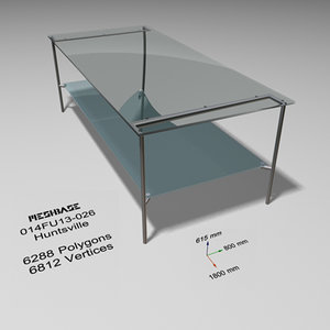 table - trash 3d max