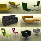 3ds furniture
