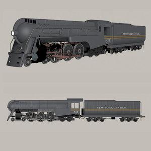 train pztr464 3d pz3
