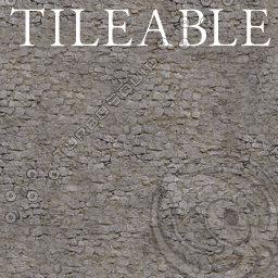 Tileable Castle Wall Texture