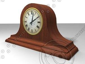 mantle clock blend