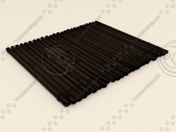 free max mode bamboo mat