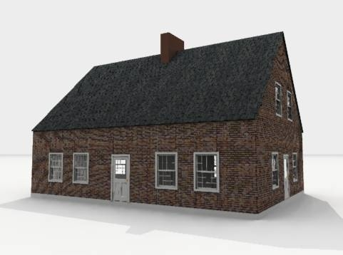 classic cape residence dwg