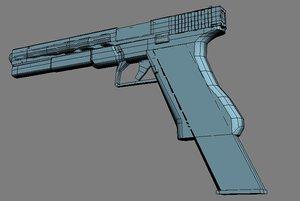 3d glock 17l 17