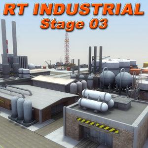 3d industrial rt