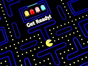 max pac-man games board