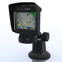 GPS Navigator PocketNAVIGATOR PN3510