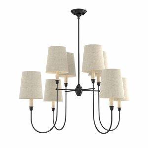 3D chandelier vienna