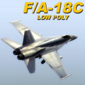 f hornet fa18 strike fighter 3ds