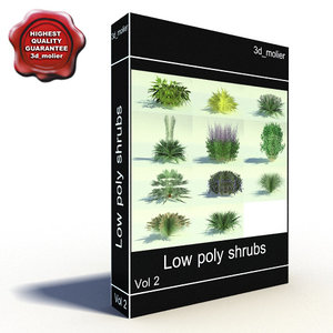 shrubs vol2 3d lwo