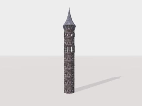 castle turret 3ds