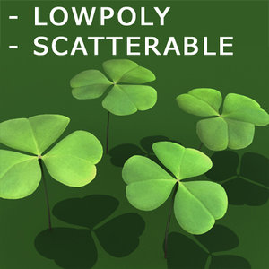 scatterable clover max