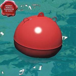 3d buoy v4 model