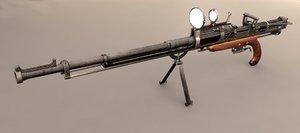 steampunk rifle ma