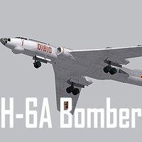 maya h-6a bomber chinese