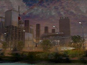 maya energy plant power