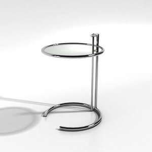end coffee tables 3d model