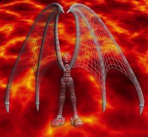 free max model angel