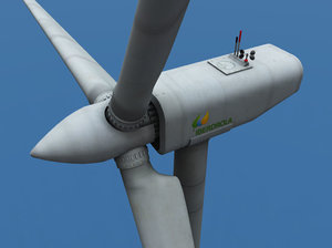wind generators 3d 3ds