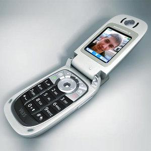 motorola v635 cell phone 3d max
