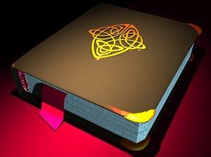 3ds max old celtic manuscript