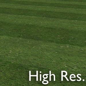 Sport Turf  2 versions - High Resolution