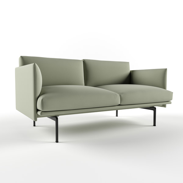 Muuto Outline Sofa Model
