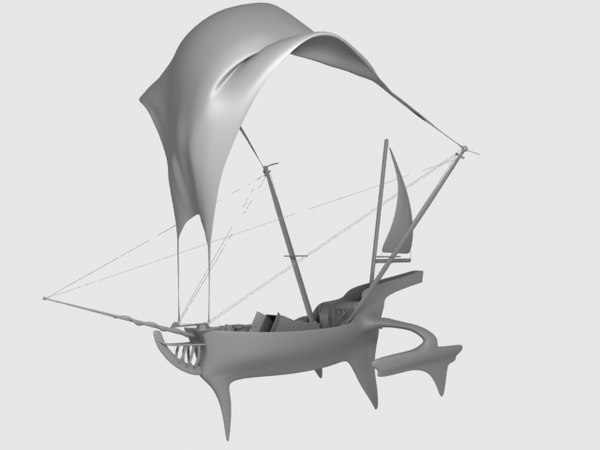 concept ship 3ds free