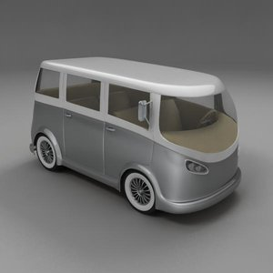 mini van 3ds