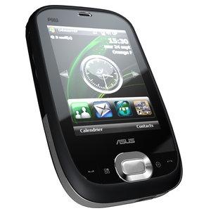 3d asus p552 smartphone