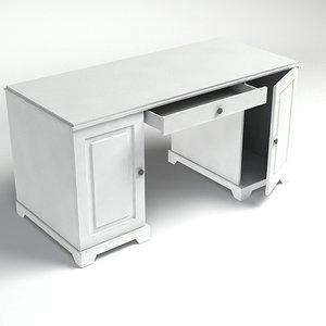 3d model piece furniture