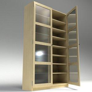 3d model of piece furniture
