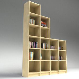 piece furniture 3d model
