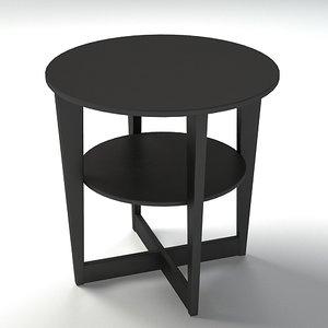 modern table max