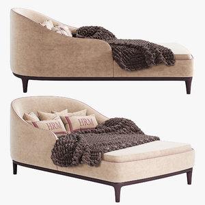 3D bed pompon