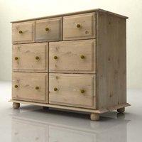harvest wood cupboard bed max