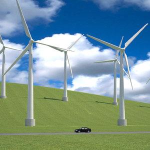 wind maxwell render max