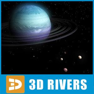 uranus planets max