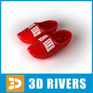 maya netherland wooden shoes