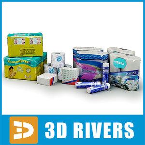 health hygiene items max