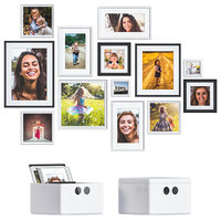 3D photoframes posters model