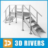 max ladder steps rigid