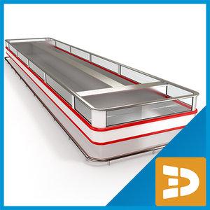 3d freezer v1 03 model